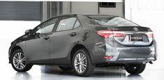 Auto REALIDADE: Enfim, os detalhes oficiais do Toyota Corolla 2015