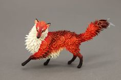 Hey, I found this really awesome Etsy listing at https://www.etsy.com/ru/listing/212686813/red-fox-animal-totem-figurine-sculpture