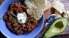 Chili con Carne Recept zonder zakjes en pakjes.
