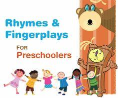 Rhymes & Fingerplays for Preschoolers
