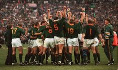 24.06.2015 Today marks the 20 year anniversary of the Springboks winning the 1995 Rugby World Cup