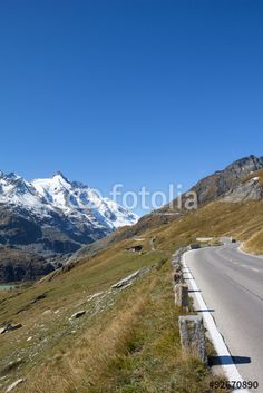 #Grossglockner #High #Alpine #Road #Carinthia #Austria @fotolia #fotolia #Hochalpenstrasse #nature #travel #mountains #sesaon #sightseeing #holidays #vacation #outdoor #summer #fall #bluesky #landscape #stock #photo #portfolio #download #hires #royaltyfree