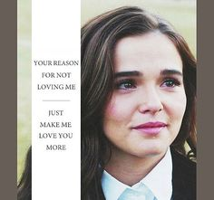 "Vampire Academy Akademia Wampirów ""Your reasons for not loving me. Just make me love you more"""