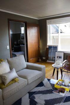 117 besten wohnen bilder auf pinterest living room bed room und apartment design. Black Bedroom Furniture Sets. Home Design Ideas