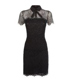 Sandro Rozen Black Lace Dress available at harrods.com. Shop Sandro online & earn reward points.