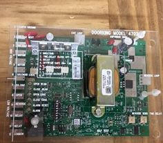Opener Systems 85898: Doorking 4702-010 Circuit Board For Doorking 9050 9070 Slide Gate Operator -> BUY IT NOW ONLY: $265 on eBay!