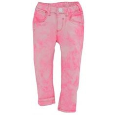 Tumble n Dry baby - Broek Olfi neon roze