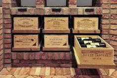 Projekt-Galerie der realisierten Weinkeller in der ganzen Schweiz
