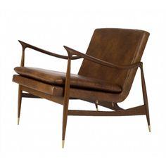 Dinamarquesa Armchair by Jorge Zalszupin | ESPASSO -- Designed in 1959