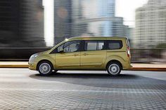 2018-2019 Ford Transit Connect Wagon — a new universal van from 2018-2019 Ford