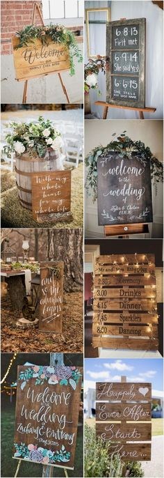 New Rustic Wedding Decoration Ideas #wedding