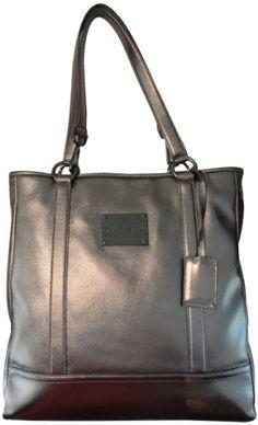 Women's Calvin Klein Purse Handbag Leather Tote « Clothing Impulse
