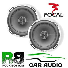 """Focal #pc165 6.5"""" 17cm 120 watts 2 way coaxial car #stereo #radio door speakers,  View more on the LINK: http://www.zeppy.io/product/gb/2/351063448570/"""