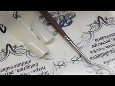 How to Draw Monograms. Free training on monograms. Blue French Tips, French Tip Nail Art, Fall Nail Colors, Free Training, Master Class, Nail Art Designs, Monogram, Purple, Floral