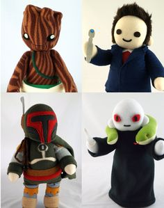 Adorable Plushies For All The Fandoms
