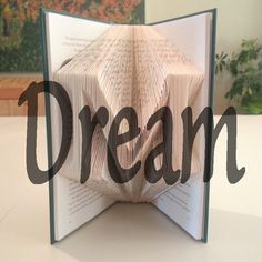 This pattern requires a printer. The template for Dream uses a book with 410 pages and is made to be used with my simplified method for book