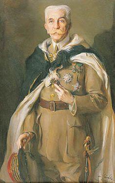 Louis Hubert Gonzalve Lyautey, Maréchal de France (1854-1934) / By P.A. De Laszlo De Lombos.