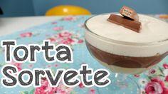 Torta Sorvete da Carol e Aline - Cozinha pra 1 - YouTube