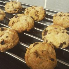 Rock cakes I made for momma :) #rockcakes #cake #baking #homemade