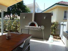 Modern pizza oven