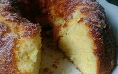 Receita de Bolo de manteiga, enviada bolo de manteiga or luciana duarte - TudoGostoso Other Recipes, Sweet Recipes, Cake Recipes, I Love Food, Good Food, Yummy Food, Cupcake Cakes, Cupcakes, Portuguese Recipes