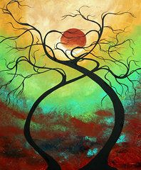 """Twisting Love II"" by Megan Duncanson"