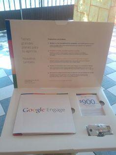 Google Engage Kit