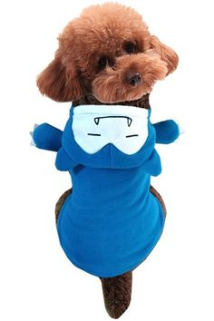 Blue Cute Pokemon Snorlax Pet Dog Costume -  Blue Cute Pokemon Snorlax Pet Dog Costume We all know how cute your puppy looks in her costume. But there are several items to bear in mind before selecting the most appropriate outfit for your dog. Nowadays, lots of people dress up their pets on special events such as for example New Year's Eve or holidays. Choosing dog clothes is frequently fun, and seeing your pet in various costumes will make everyone in the household happy. However, there are…