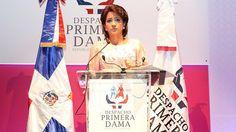 Primera Dama afirma pone todo su empeño para una efectiva prevención del cáncer de mama