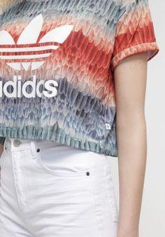 adidas Originals MENIRE - T-shirt z nadrukiem - multco - Zalando.pl