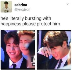 Awww baby protect him!