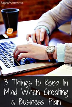 Find out the top 3 things you should keep in mind when you're creating a business plan - before you actually create your business plan, you need to do the brainstorming session first! Look at business planning in a whole new light (useful for new small business owners, freelancers, professional bloggers & more)