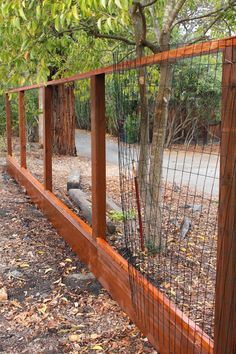 Outdoor Udate: Deer Fence - simply organized
