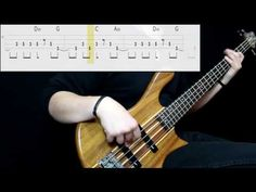 Talk Talk - It's My Life (Bass Only) (Play Along Tabs In Video) - YouTube