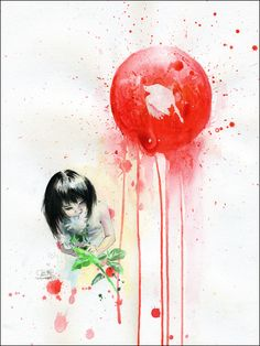 Lora Zombie - Red Sun