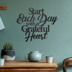 Paint Colors For Home, House Colors, Happy Morning Images, Minnesota Home, Cute Signs, Each Day, Grateful Heart, Daily Inspiration Quotes, Good Thoughts