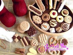 Felt Biscuit