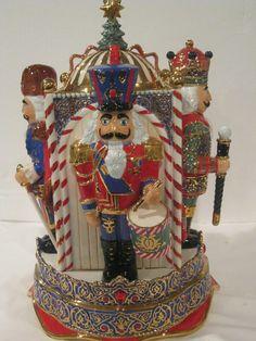 "Christopher Radko ""Nutcracker Parade Guard House"" Cookie Jar | Collectors Weekly"