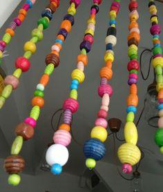 Little bead curtain Beaded Curtains, Crafty, Beads, Free, Doors, Beading, Bead Curtains, Bead, Pearls
