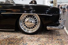 Custom Wheels, Cars And Motorcycles, Antique Cars, Antiques, Vehicles, Vintage Cars, Antiquities, Antique, Car