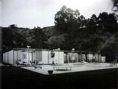 "case study house #18 - craig ellwood ""Fields House"""