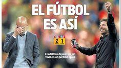 Rassegna stampa sportiva estera: Simeone, il calcio è così! - http://www.maidirecalcio.com/2016/05/04/rassegna-stampa-estera-simeone.html