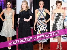 Best Dresses for Your Body Type