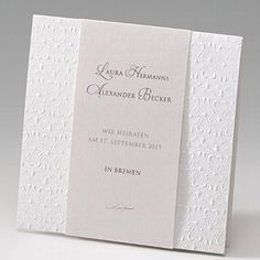 Embossed Business Cards, Let's Get Married, Love Cake, Marie, Wedding Invitations, September, Wedding Inspiration, Romantic, Graphic Design