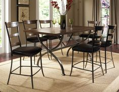 Reba Counter-Height Dining Table