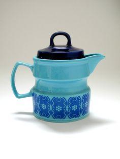 Scandinavian Style 1960s Teapot.