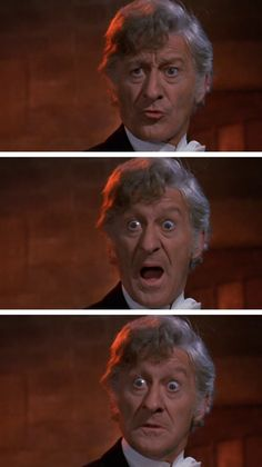When someone says they don't like classic Doctor Who.