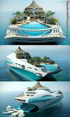 An island yacht! Yes please An island yacht! Yes please An island yacht! Yes please Oh The Places You'll Go, Places To Travel, Places To Visit, Super Yachts, Dream Vacations, Vacation Spots, Cruise Vacation, Vacation Destinations, Vacation Places