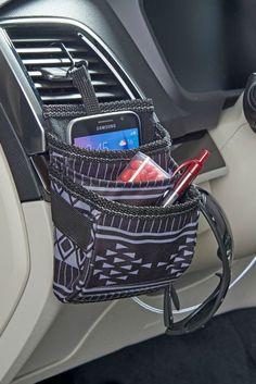 The Baja DriverPockets cell phone organizer. www.highroadorganizers.com