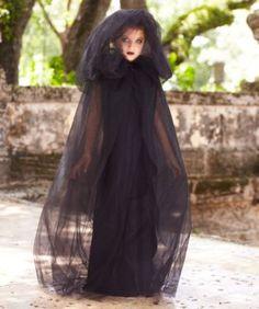 shadow cape girls costume: DEMENTOR COSTUME!